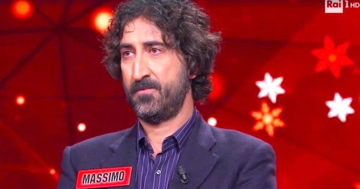 Massimo Cannoletta dice addio a L'Eredità
