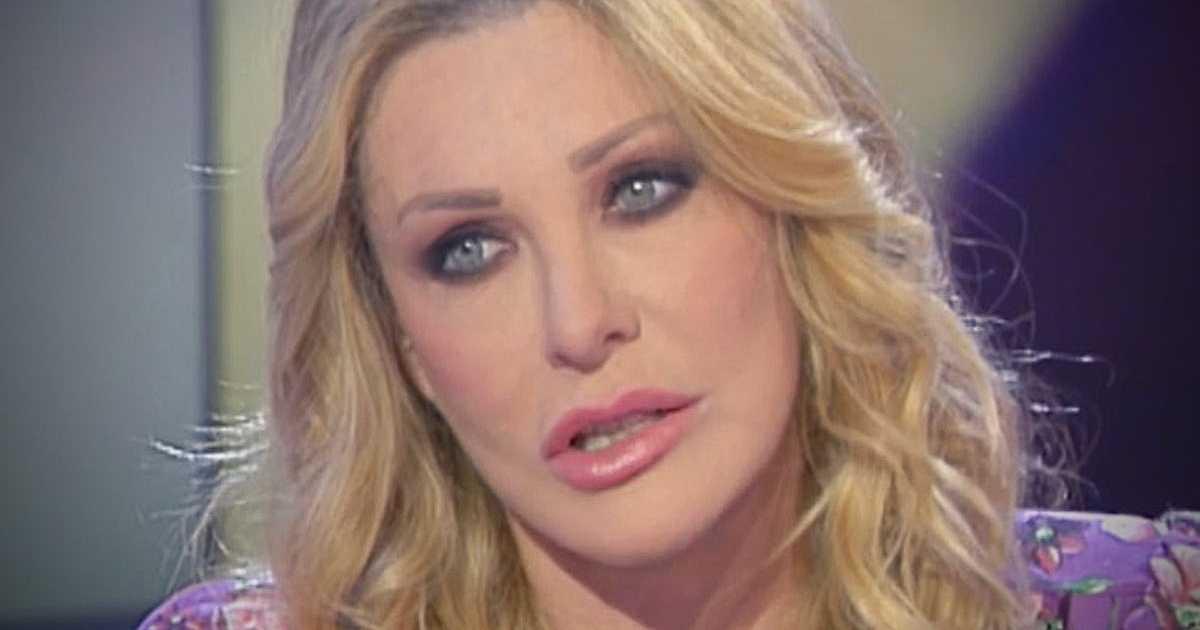 Paola Ferrari distrutta