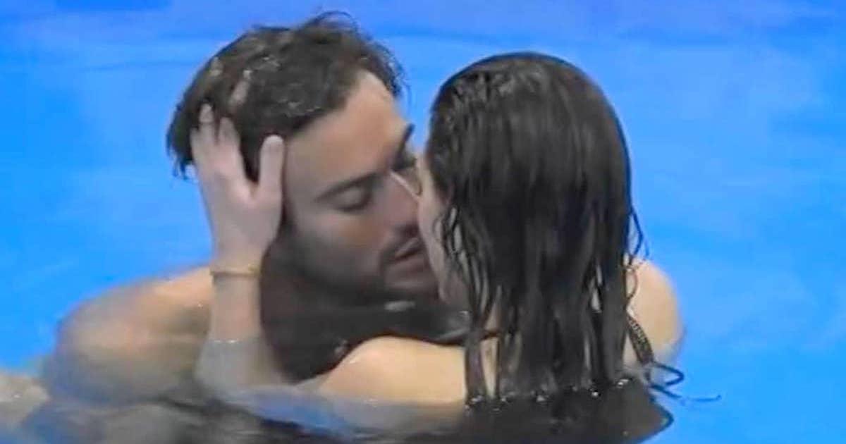 Pierpaolo Pretelli e Giulia Salemi scoppia la passione