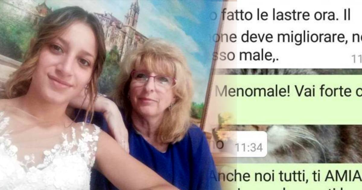 Pubblica l'ultima commovente chat tra lei e madre morta di Covid a 55 anni
