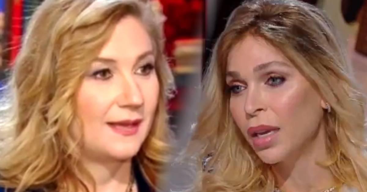 Vittoria Schisano e Serena Bortone