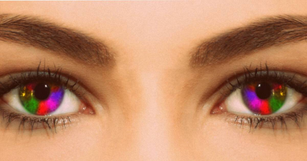 Qual è il colore degli occhi più raro del mondo?