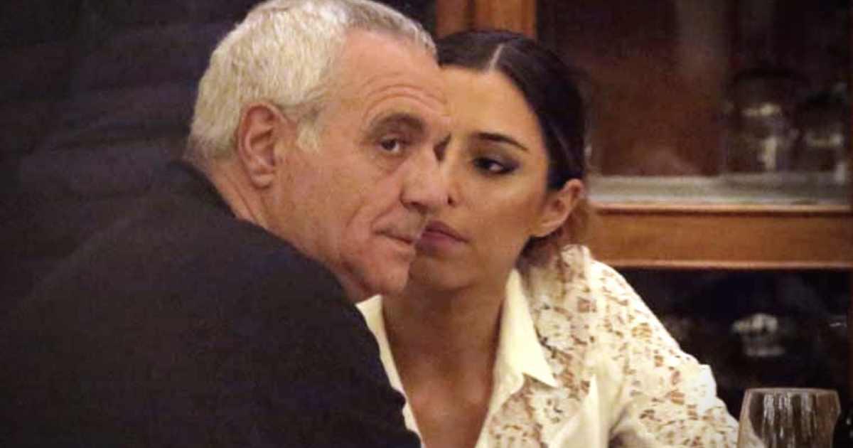 fidanzata di Giorgio Panariello