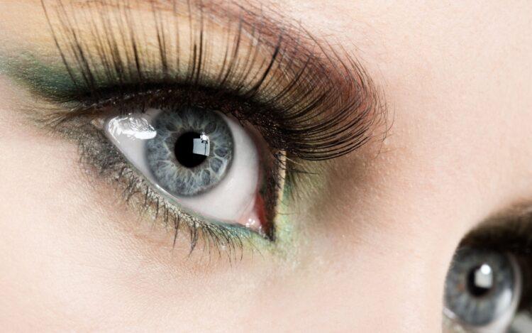Occhi grigi
