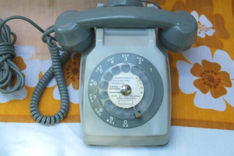 Telefono di una volta