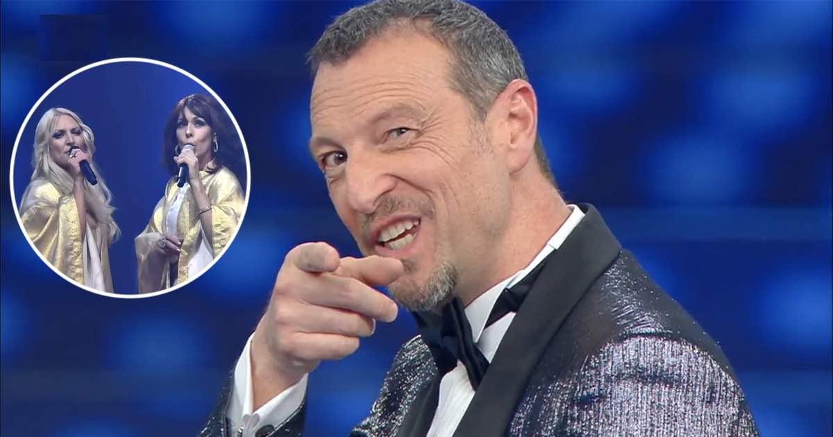 Amadeus sogna un Festival di Sanremo 2021 spettacolare- vuole gli ABBA
