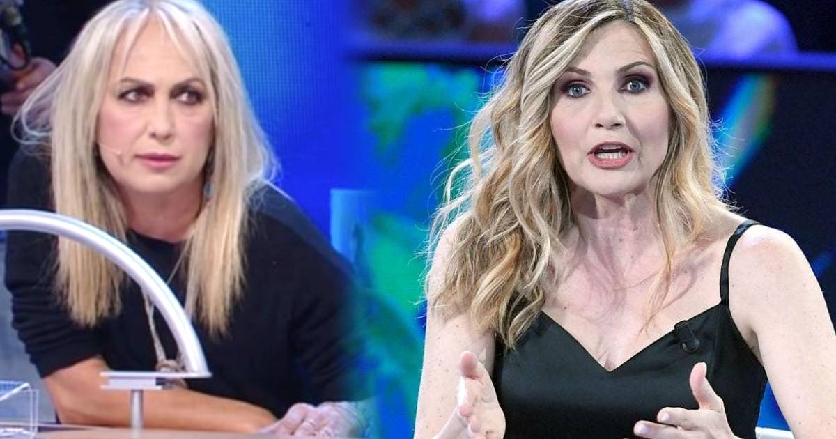 Amici Lorella Cuccarini si scaglia in studio contro Alessandra Celentano (1)