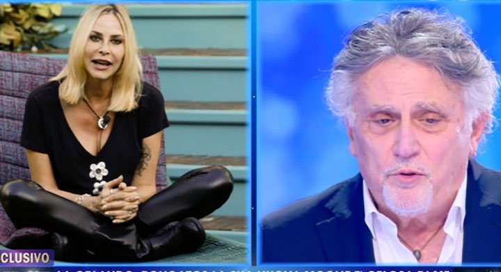 Andrea Roncato contro Stefania Orlando