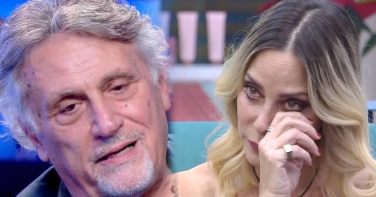 Andrea Roncato sprezzante contro Stefania Orlando