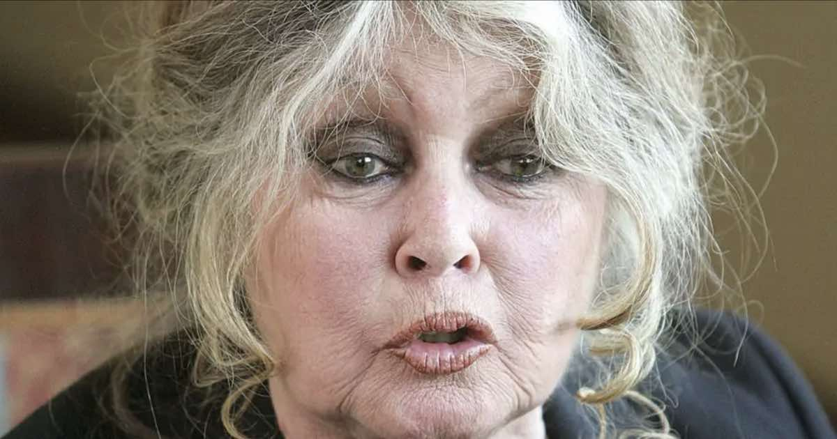 Brigitte Bardot infuriata con il governo francese