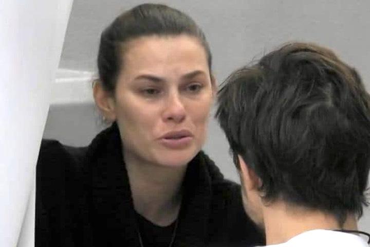 Dayane Mello chiede scusa Andrea Zelletta