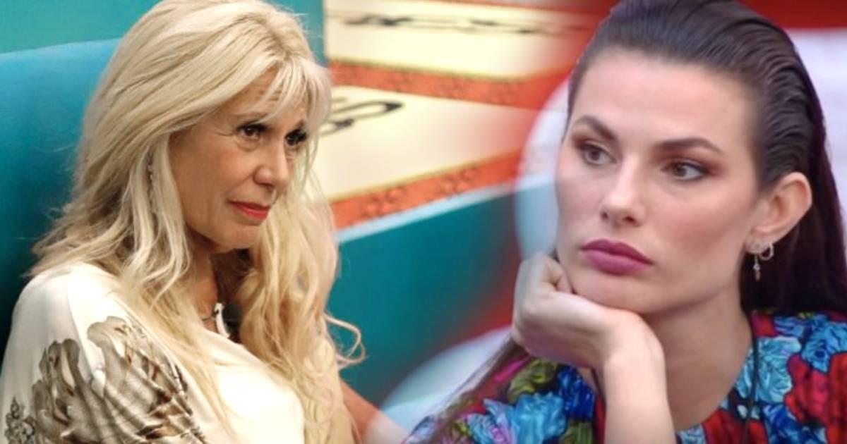 Dayane Mello contro Maria Teresa Ruta