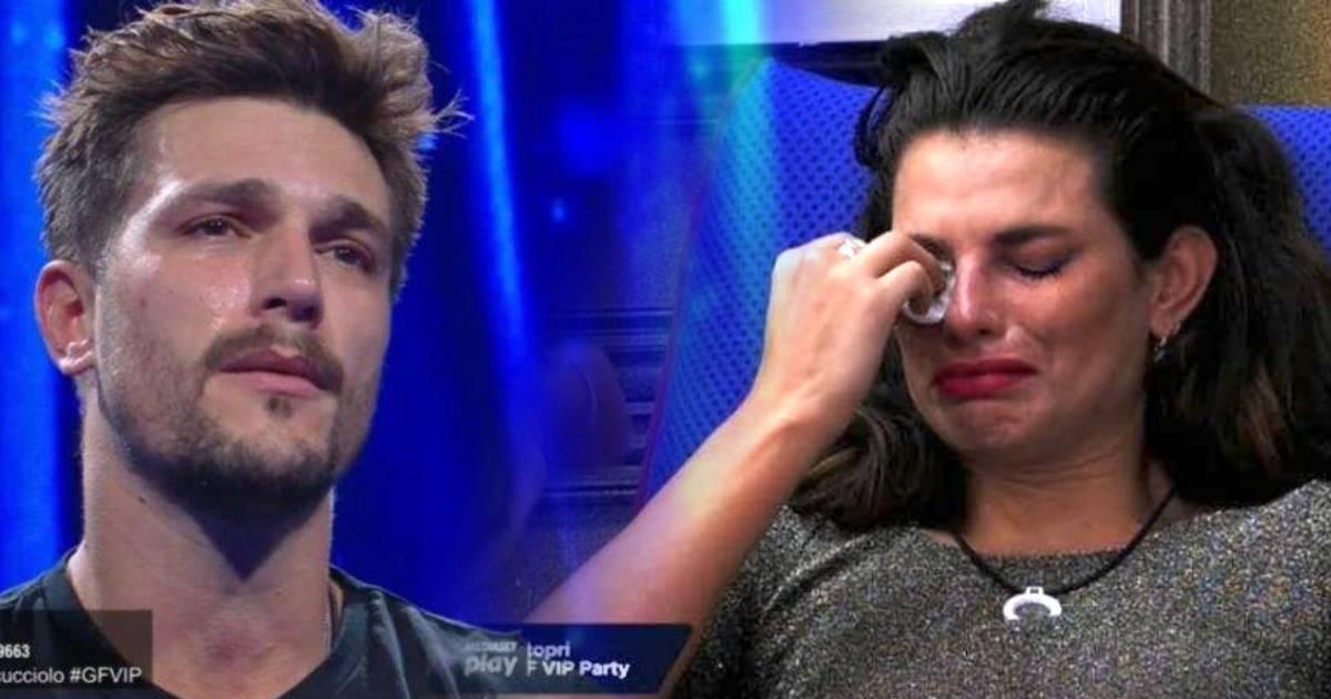 Dayane Mello pentita chiede scusa in lacrime ad Andrea Zelletta