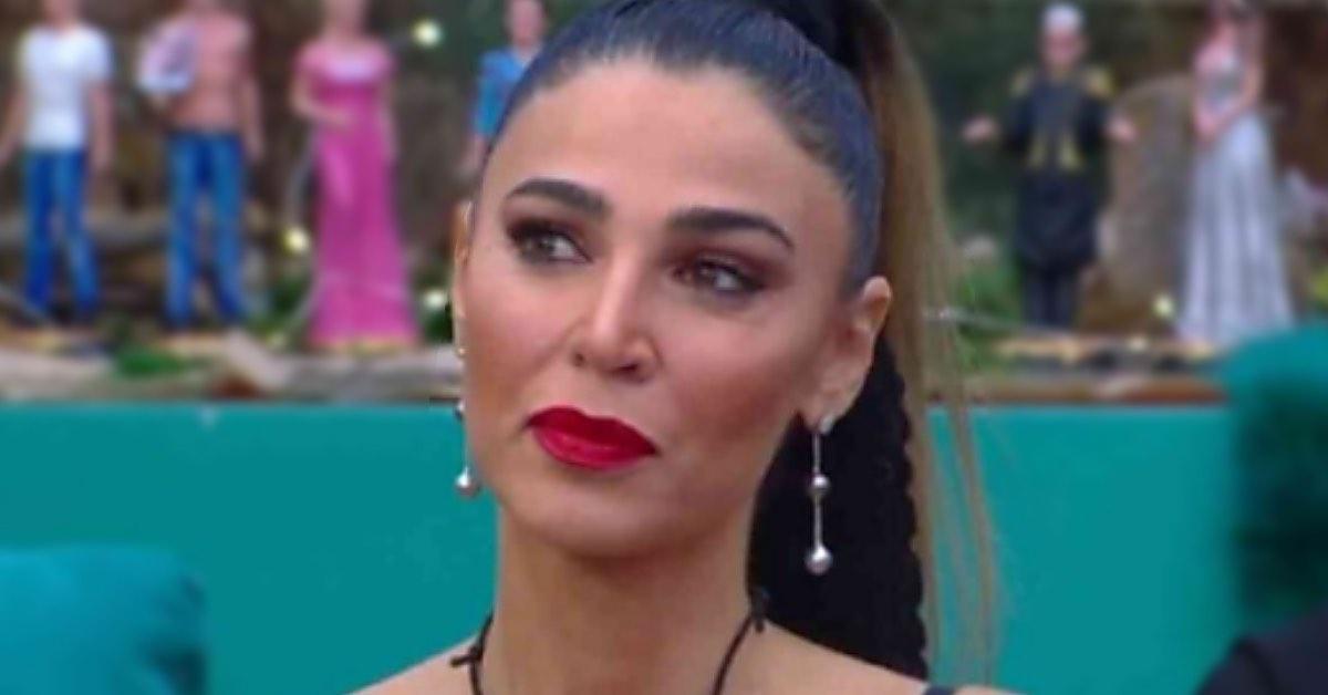 GF Vip. Cecilia Capriotti in lacrime
