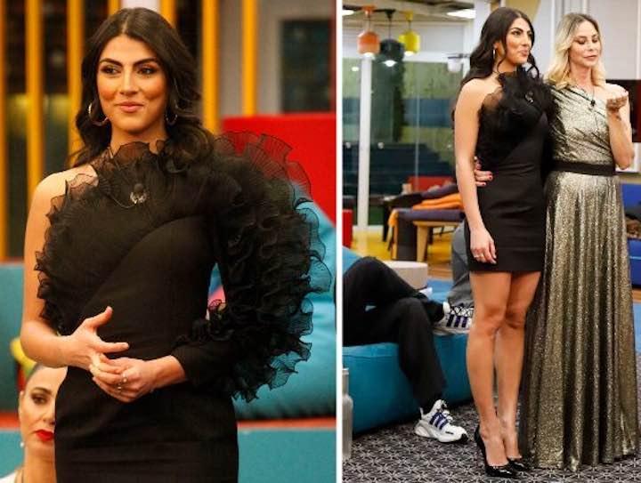 Giulia Salemi il prezzo del suo vestito extra lusso