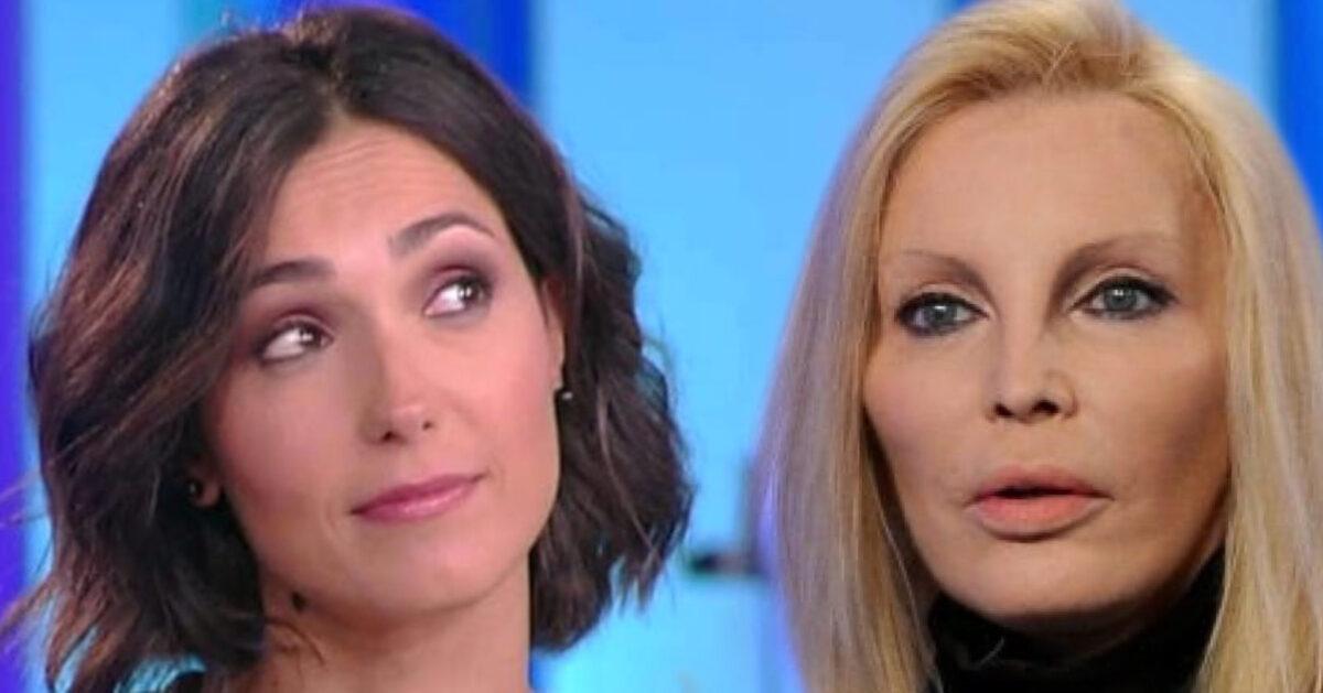Caterina Balivo offende Patty Pravo al Cantante Mascherato
