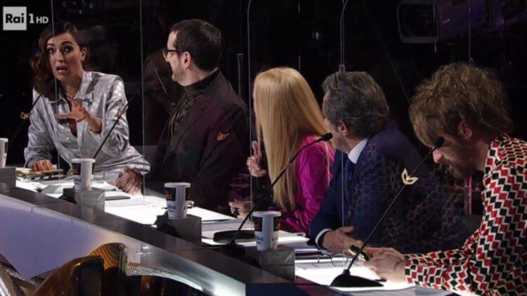 Caterina Balivo offende Patty Pravo