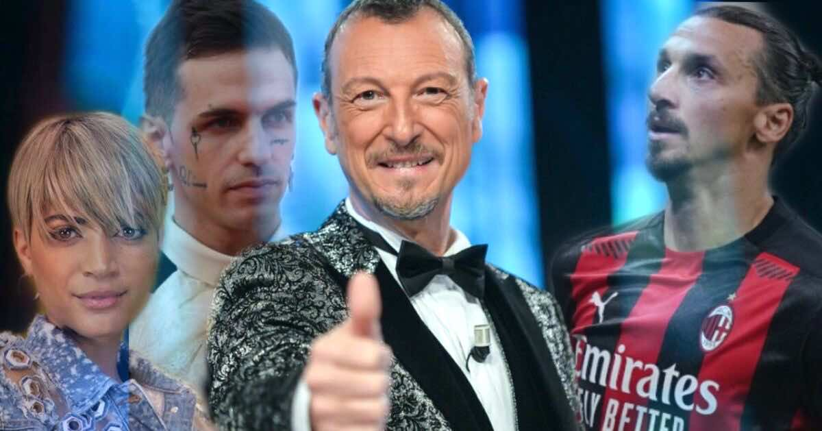 Sanremo 2021: guadagni Ibra, conduttori e ospiti