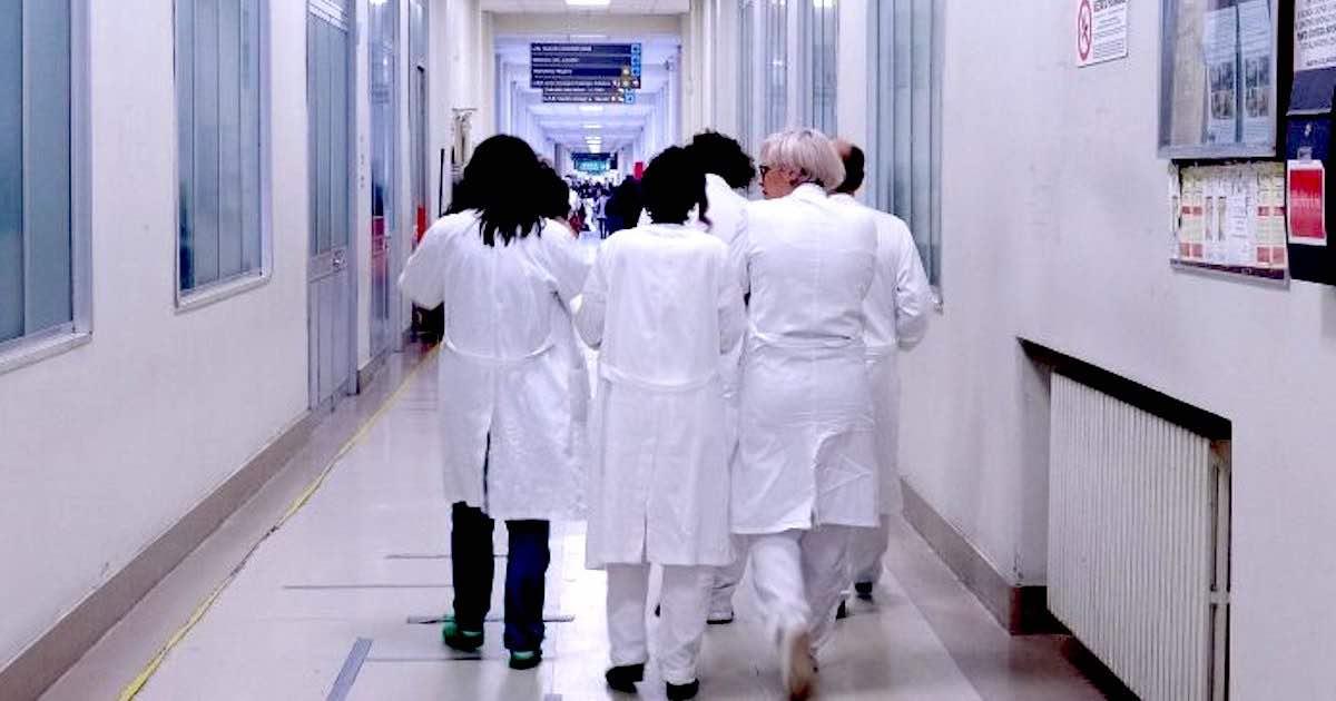 15 infermieri positivi al Covid