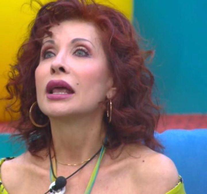 Alda accusa compagno Laura Pausini