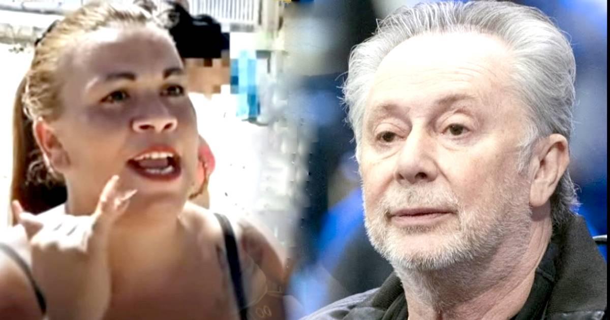 Angela Mondello contro Lele Mora