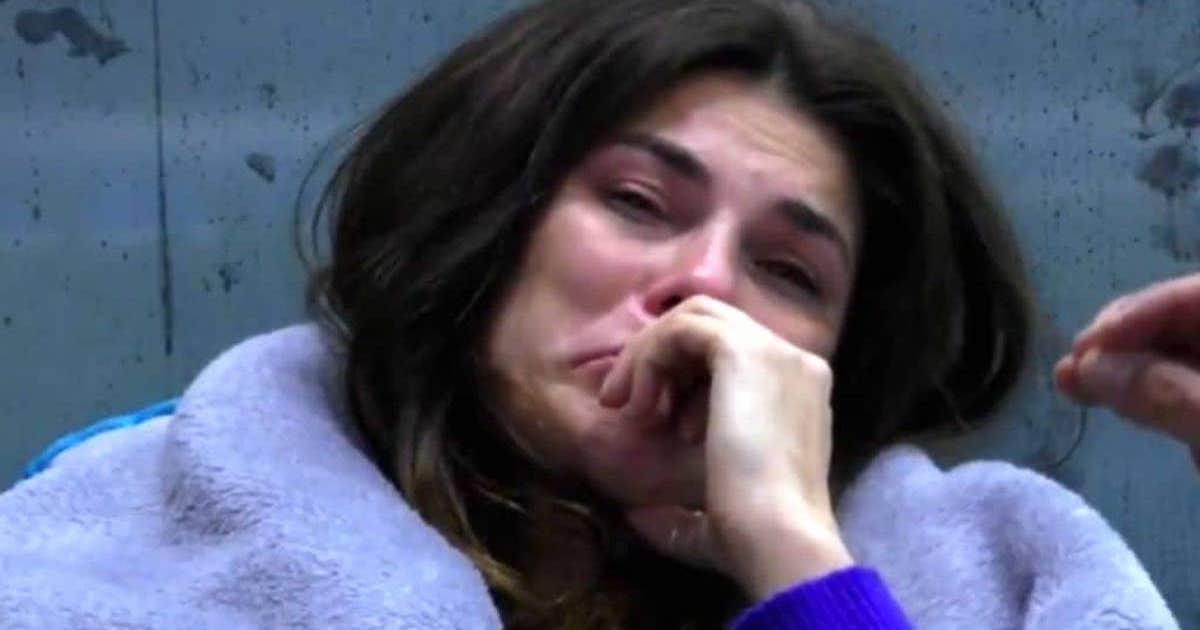 Dayane Mello crisi di pianto