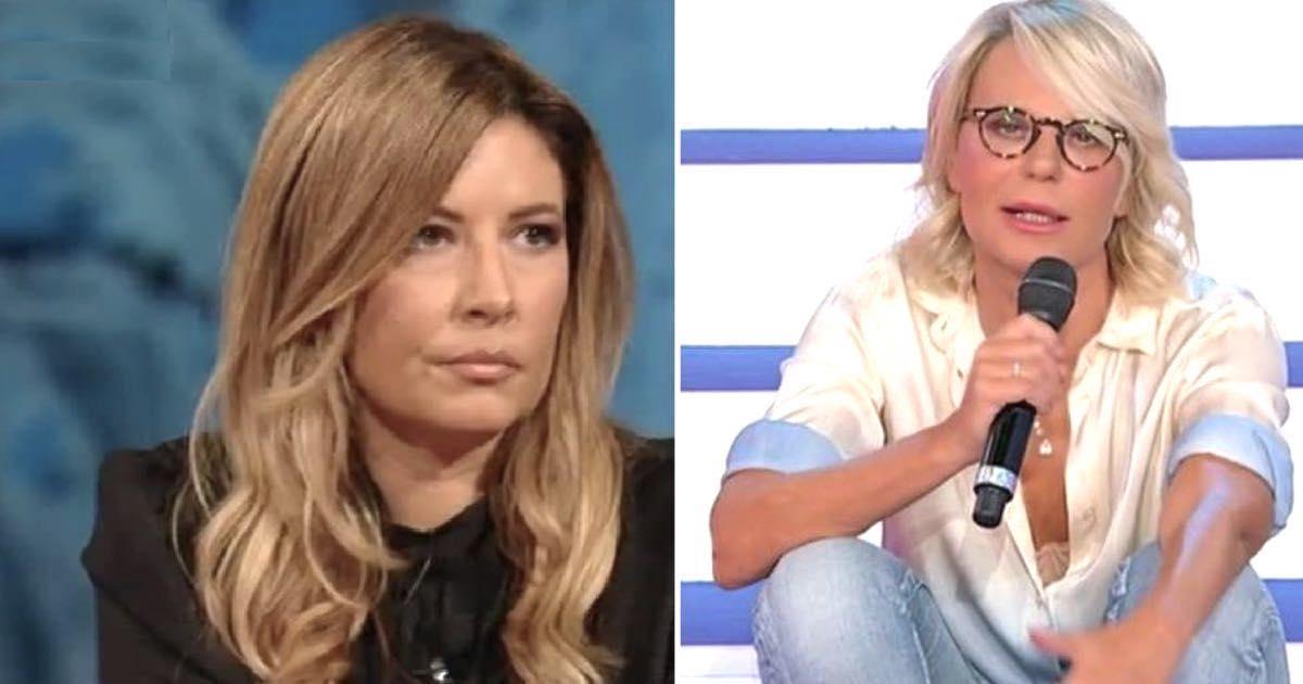 Selvaggia Lucarelli attacco Maria De Filippi