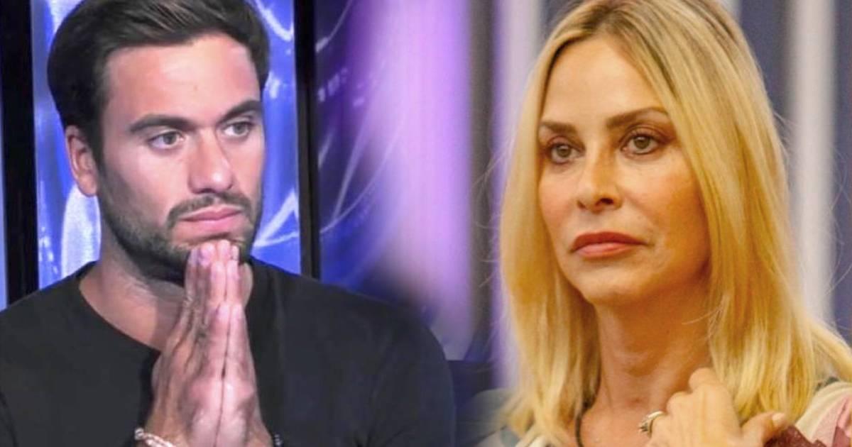 Stefania Orlando contro Pierpaolo Pretelli