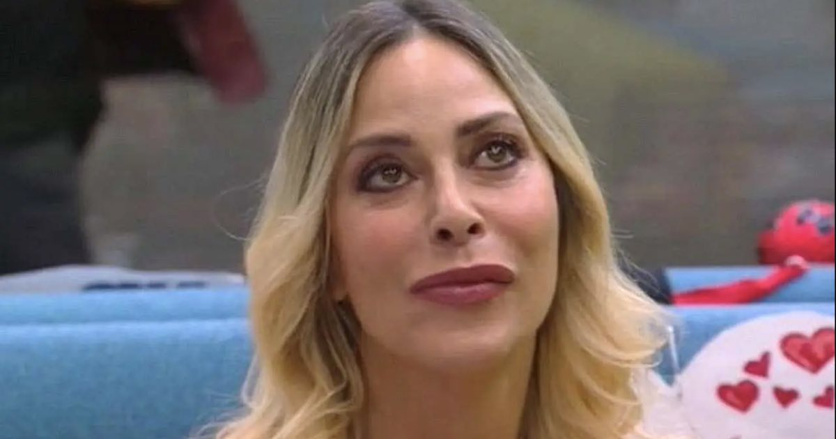 Stefania Orlando furia scatenata