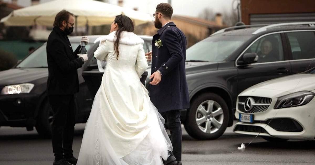 Treviso Primo matrimonio drive in