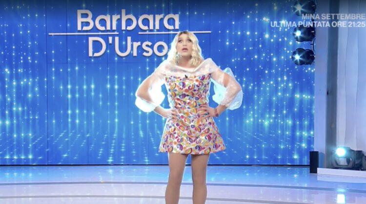 A Domenica In Barbara D'Urso alla berlina