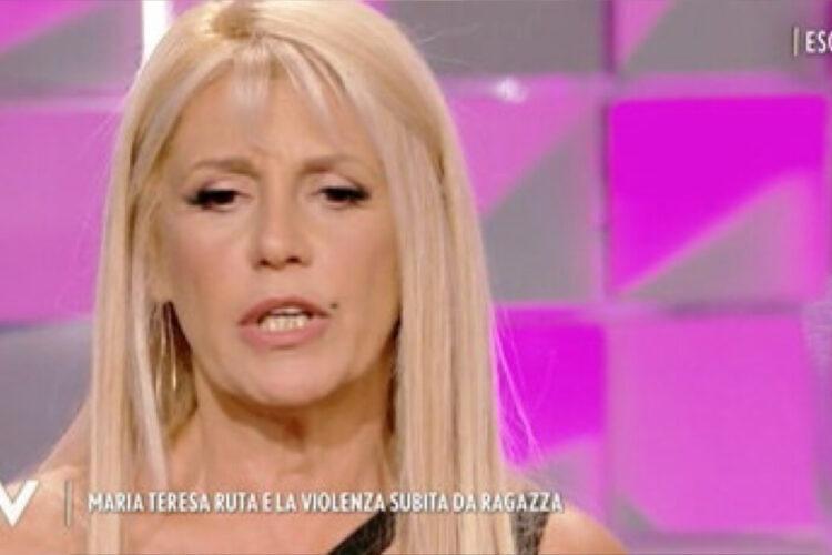 Il dramma di Maria Teresa Ruta