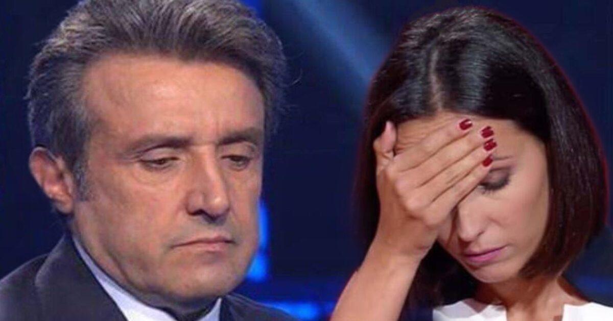 Flavio Insinnia non sopporta Caterina Balivo