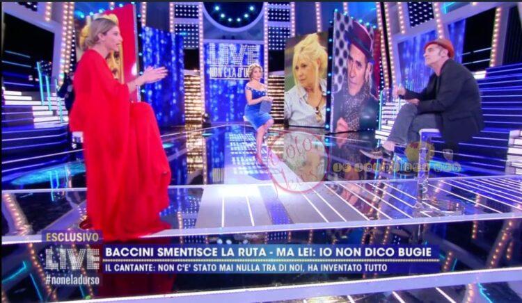 Francesco Baccini minaccia di abbandonare il programma