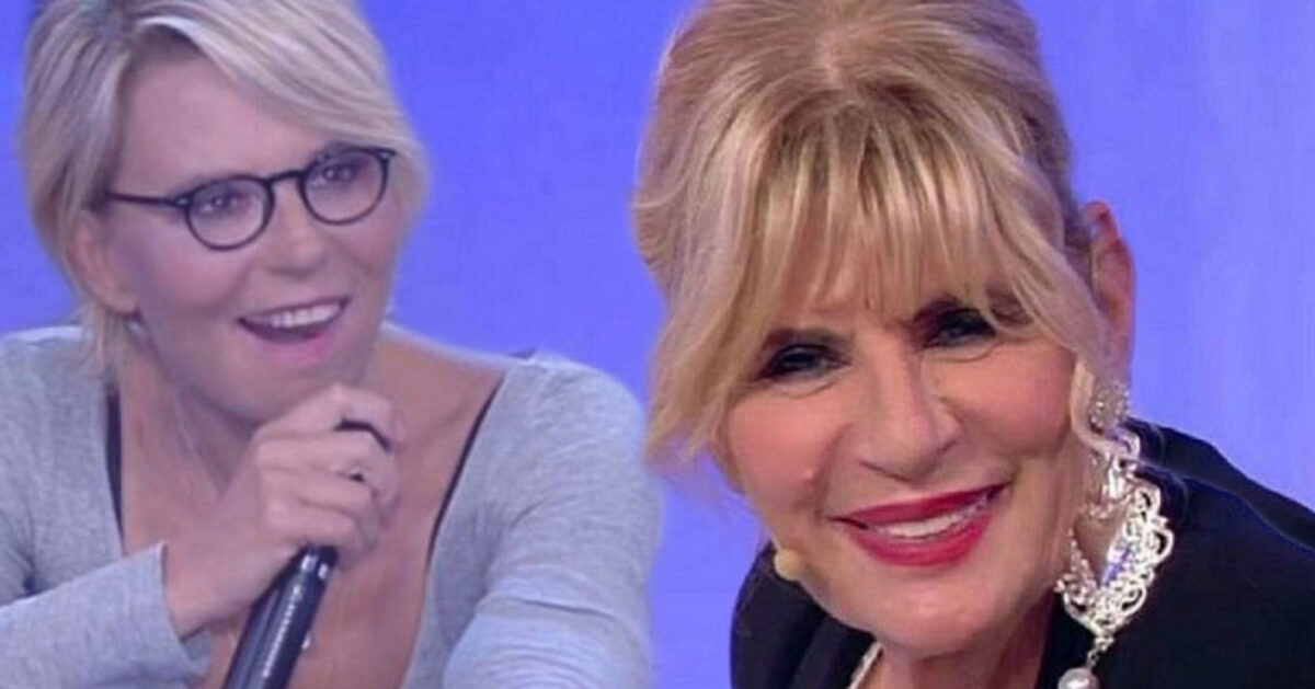 Gemma Galgani scandalizza Maria De Filippi