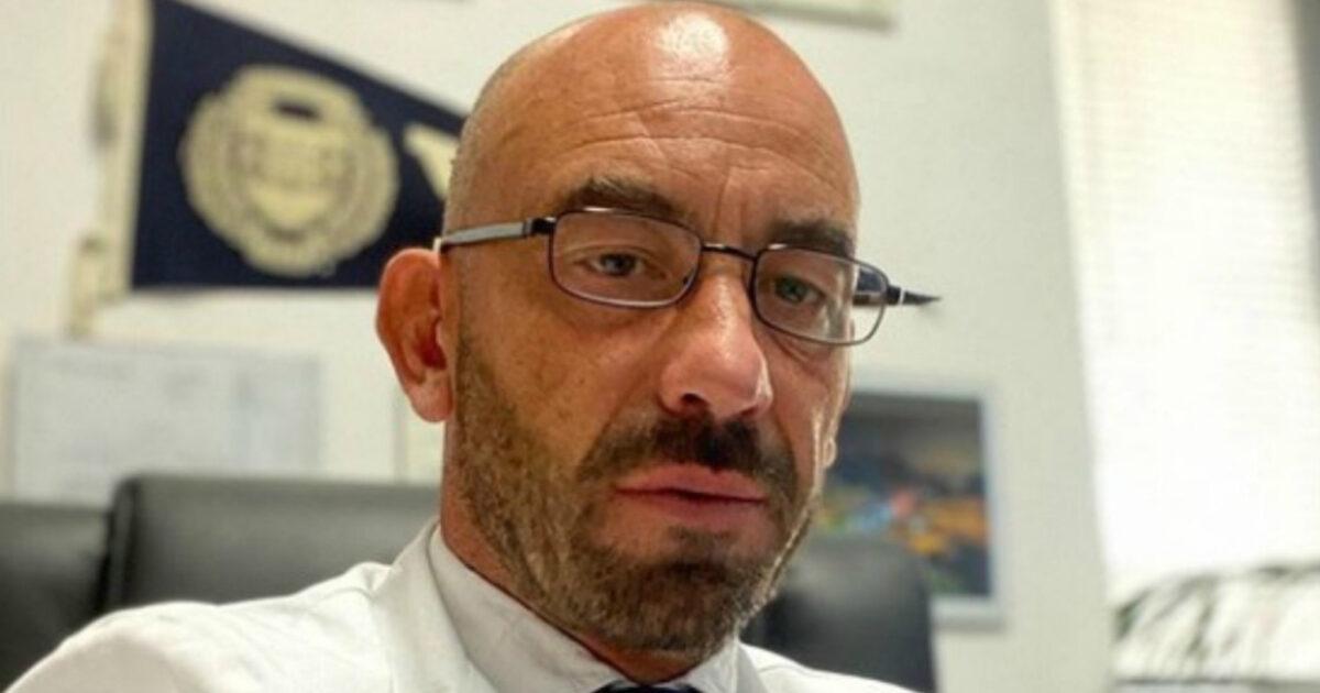 Matteo Bassetti contro Massimo Galli