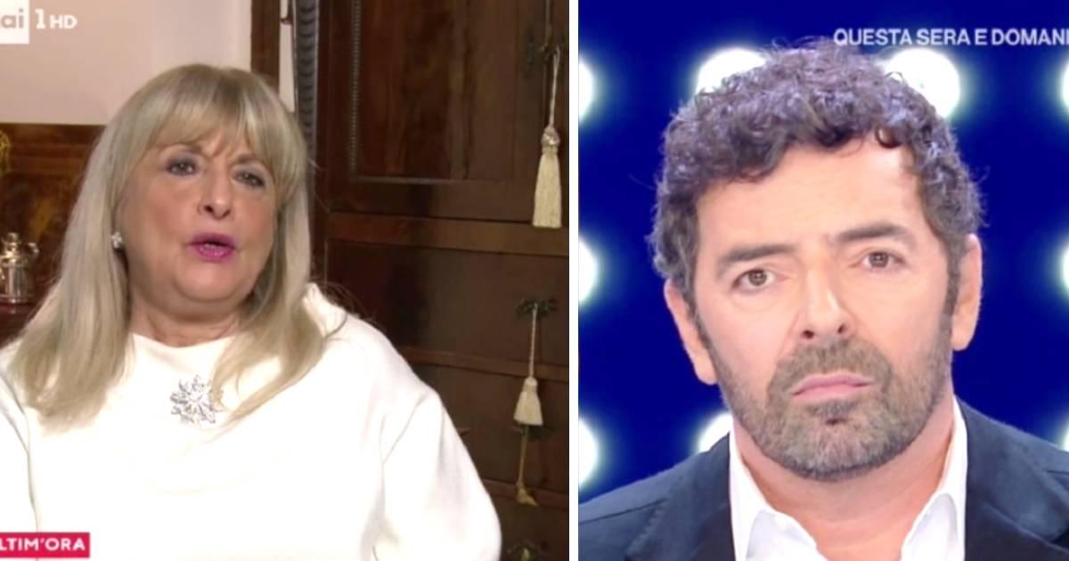 Gabriella Corona accuse e lacrime La Vita in Diretta