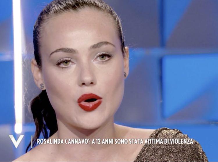 Verissimo Il dramma di Rosalinda Cannavo