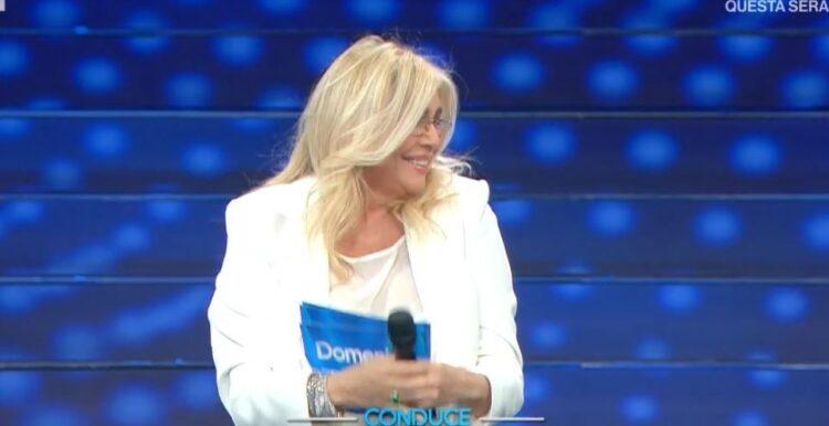 Mara Venier accusata a Domenica In