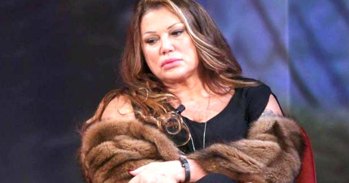 Ho perso un seno Serena Grandi